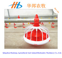 new design good quality automatic feeder pan for chicken and duck