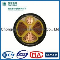 Good Quality PVC/XLPE Insulation Power Cable, electric flexible cable