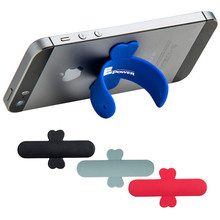2015 Newest Cellphone Accessories One Touch Silicone Stand