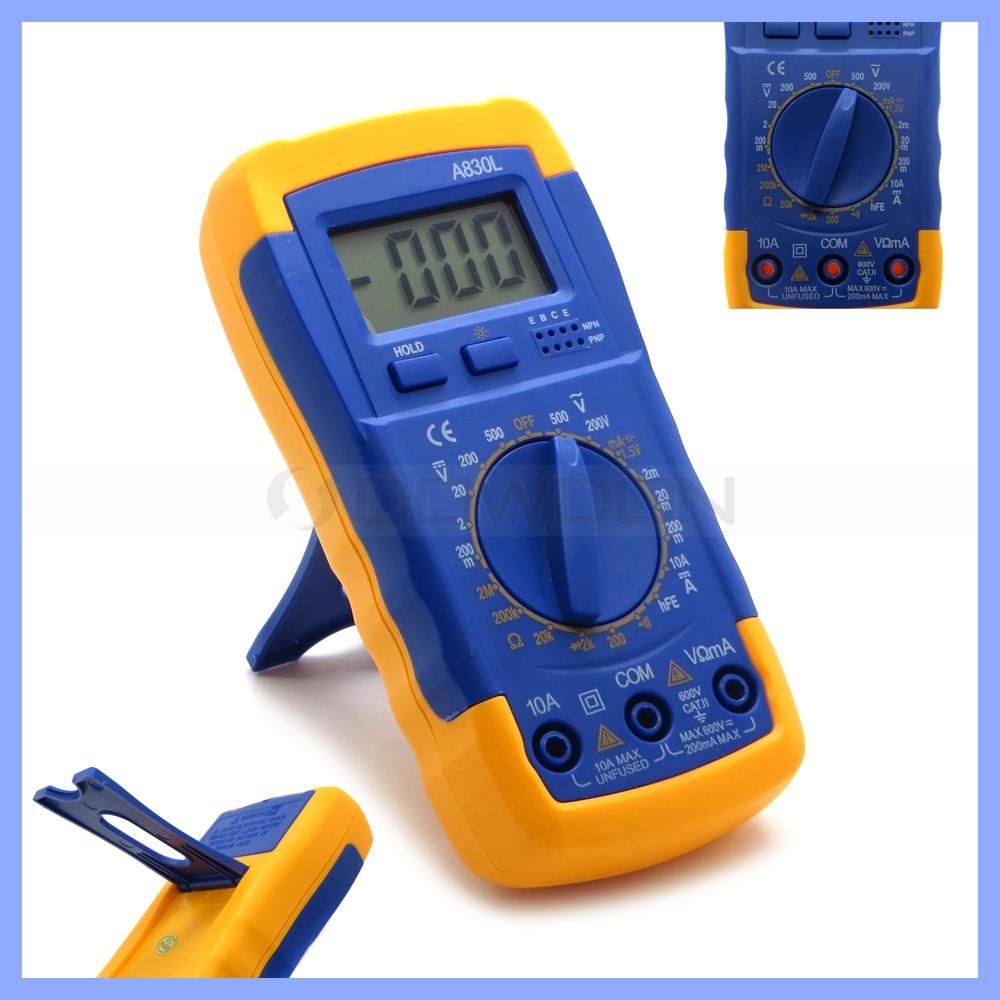 Product Digital Multimeter : A l lcd digital multimeter buy