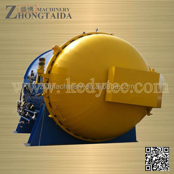 Motorcycle Tyre Vulcanizing Machine Autoclave