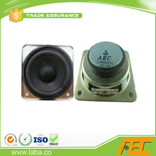 Good sound audio speaker 70mm 4ohm 2w small loudspeaker