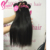 3 Bundles 1B Natural Color Straight Hair Weft,  100% Unprocessed No Chemicals Hair Extension Wholesale Alibaba Online