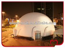 inflatable tent, inflatable dome projection tent, inflatable planetarium dome tent