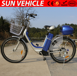 powerful electric bicycle 26'' with CE