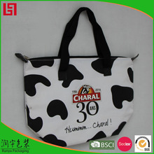 Fashional Type Large Two Compartment Tote Bag