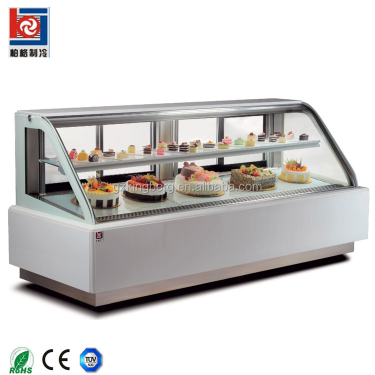 Table Top Cake Showcase Chiller