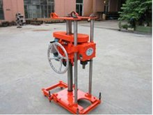 mobile drilling rig for soil sampling/drill machine for geological prospecting