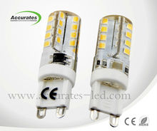 New design SMD2835 3W g9 led light bulbs hd ph6mm led big screen