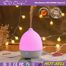 Ultrasonic Home Spa Gift Set Products Vapor Mister Scented Space Mist Humidifier Essential Oil Aroma Diffuser Products Machine