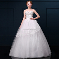 Latest design high quality wedding dresses for girls ladies and woman
