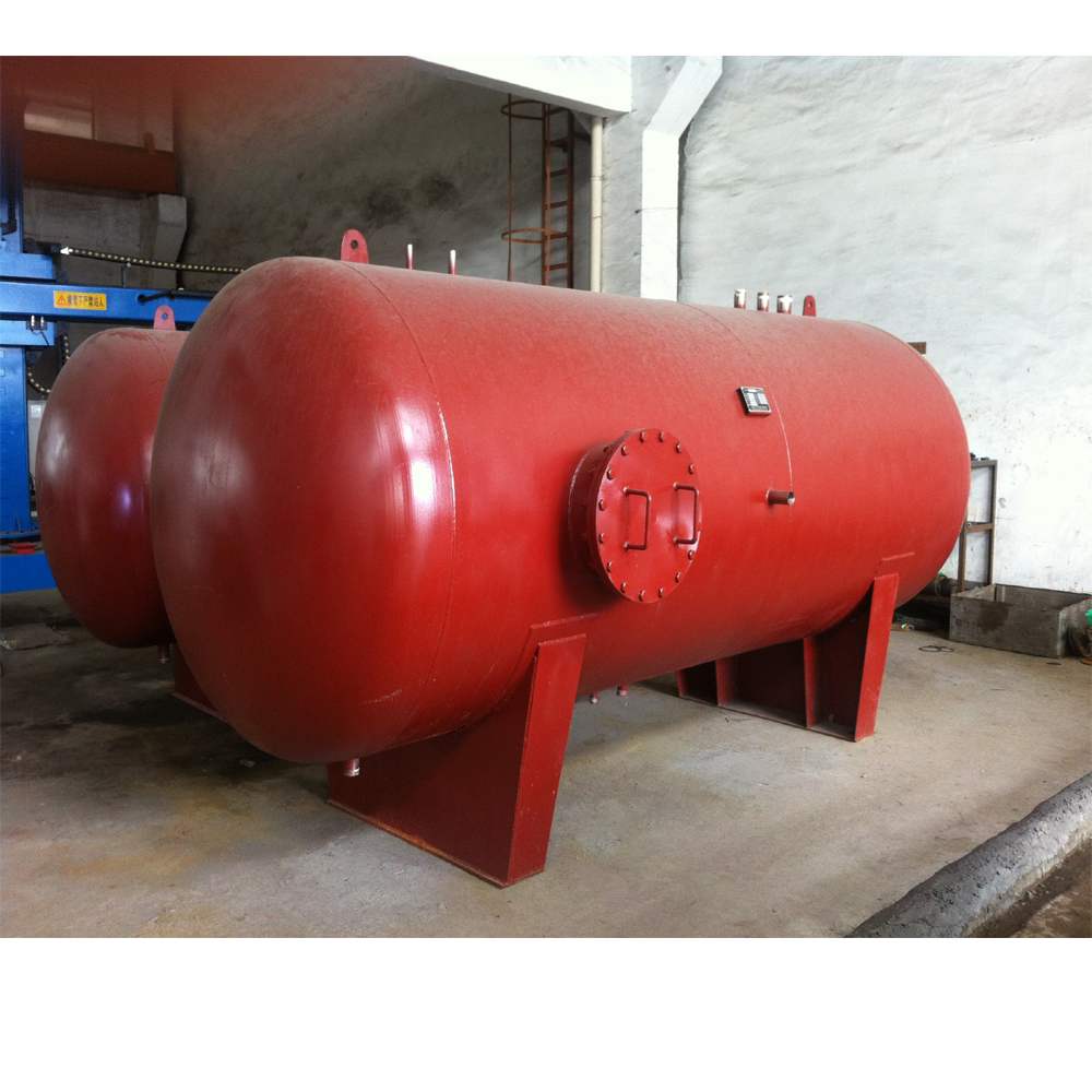 Industry/Commercial/Chemical/Agricultral Pressure WaterTank
