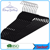 Velvet Black Hanger Of Clothes Rack