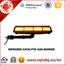 Cheap infrared ceramic powder paint oven gas burner HD162
