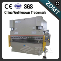 Heavy Duty Metal Sheet Press Brake Machine