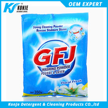 GFJ affordable price best selling wholesale washing powder detergent powder