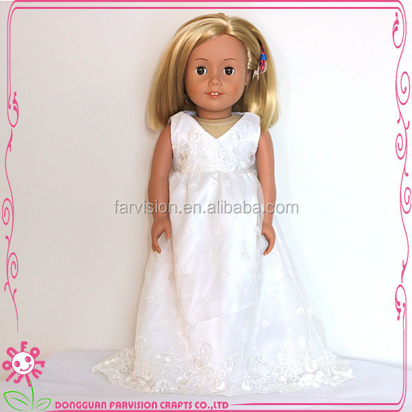 Beautiful Girl Fashion Doll nice Dressing Dolls