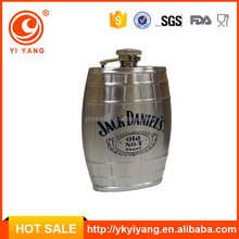 Whisky Alcohol Wine Bottle Stainless Steel Hip Flask Jack Daniels Pocket Hot