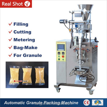 HP100G Automatic Granule Sachet Pouch Packing Machine