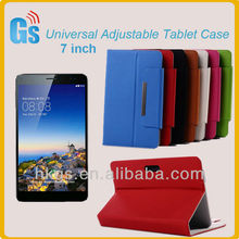 7 inch Android Tablet PC Leather Flip Case For Huawei MediaPad X1