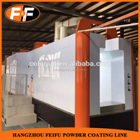 Plastic Powder Spray Booth Systems