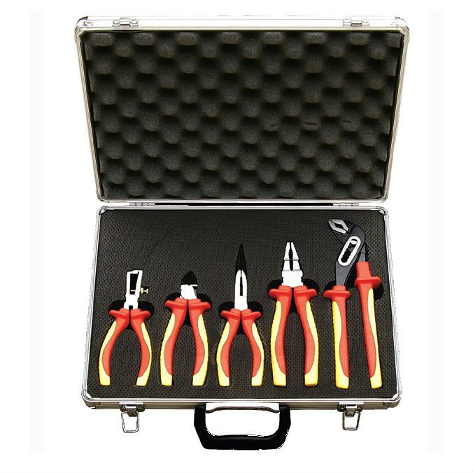 TOP PV-001 insulated pliers