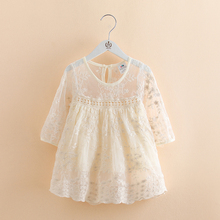 Latest children frocks designs baby dresses for girls of 10 years old