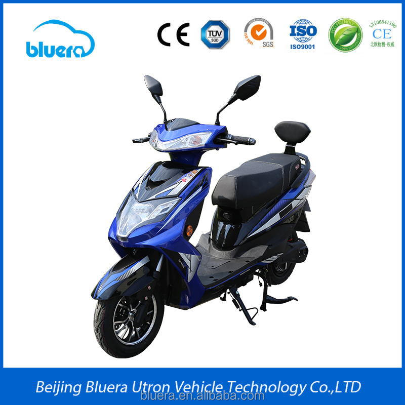 China Best Dealer 1500w Street Legal Electrical Scooter for Sale