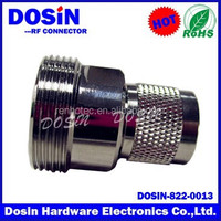 Low Loss 50 ohm Adapter N Male to 7/16 DIN Female Adapter
