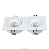 9W COB LED Downlights Dimmable Warm
