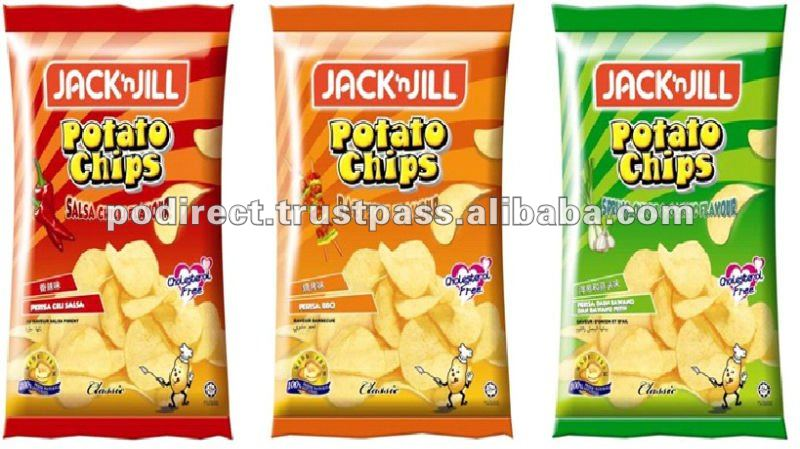 Jack n Jill Potato Chips