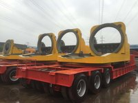 Wind Turbine Blades Trailer, for Transportation Trucks for Wind Power Generation Station