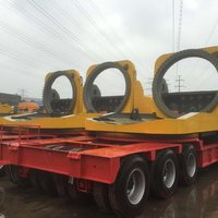 Wind Turbine Blades Trailer For Transportation