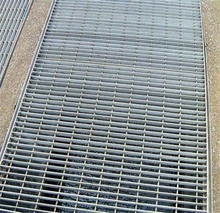 stainless steel floor grating and aluminum grating