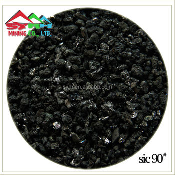 90% 3-6mm Casting Silicon Carbide
