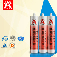Good quality fire resistant silicone sealant for windows FF-3443