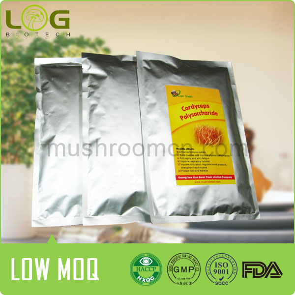 No Side Effect Herbal Cordyceps Mushroom Fine Powder