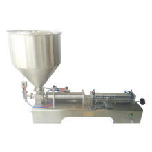 Paste Piston Filling Machine/Cream Filler/Cream Filling <strong>Equipment</strong>
