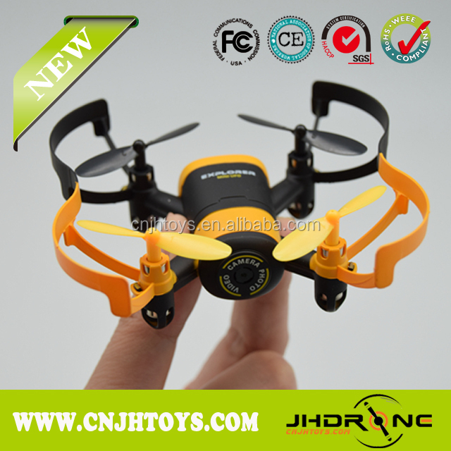 JXD 512V Nano RC Drone With 0.3MP Camera And Headless Mode 2.4G 4-Axis UFO Aircraft Quadcopter
