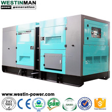 Top land Cheap price 180kva 200 kva Silent Diesel Generator Powered by Perkins