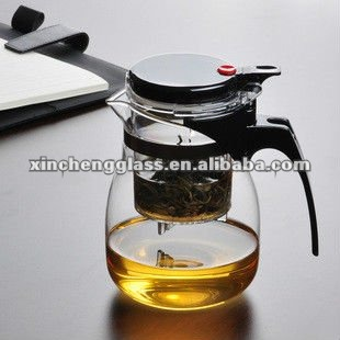 Eco-friendly high quality hand made Borosilicate glass coffee maker