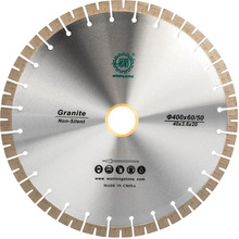 WANLONG high quality and fast cutting speed diamond saw blades for sale - diamond blade cutting marble and granite tile