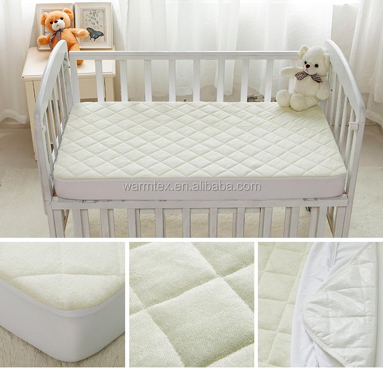 crib mattress bamboo crib mattress