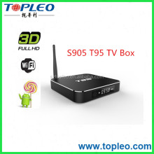 Preinstalled KODI 16.0 AML S905 T95 Google Android 5.0 TV Box