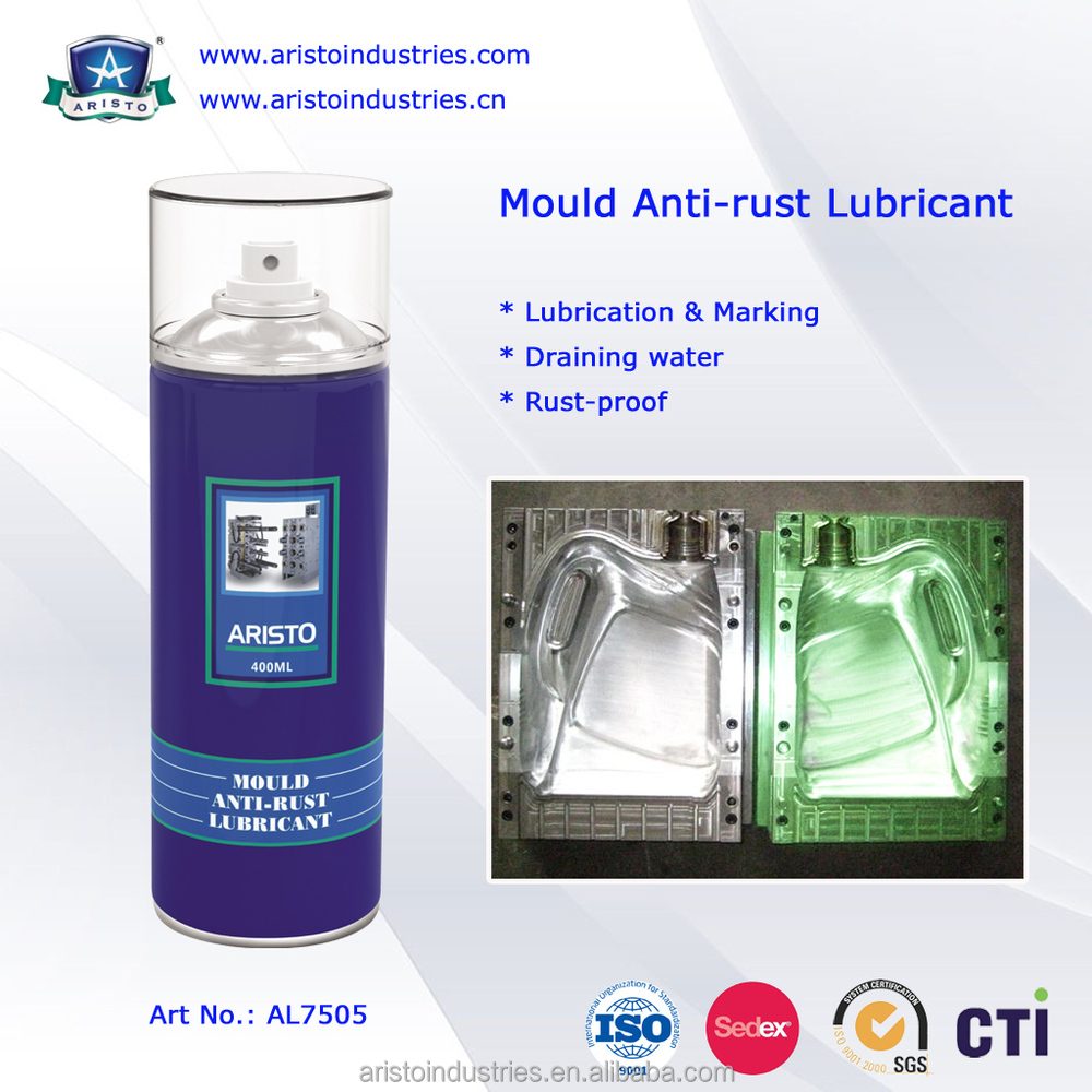 Aristo Mould Anti-rust Lubricant Spray