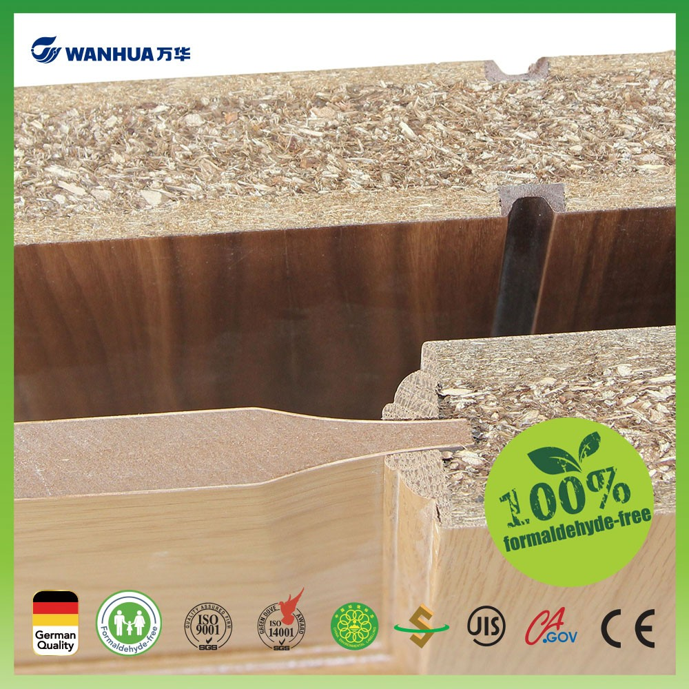 480-520kg/m3 low density new type fiberboard for door core making