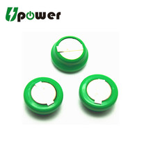 NiMH Ni-Mh 1.2V 40mAh 40H Rechargeable Button Cell Battery B40H NI-MH Battery Cell B40h