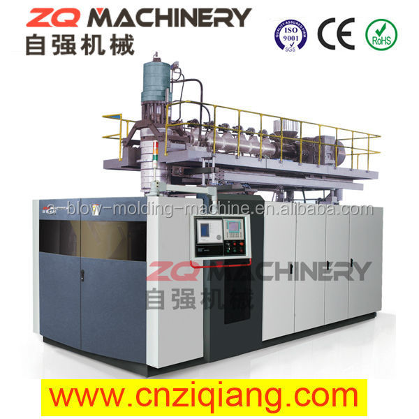 Extrusion Blow Moulding Machines Plastic HIPS Sheet Extrusion