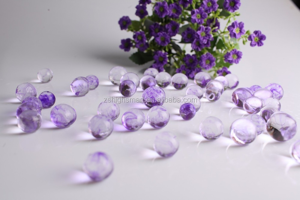 christmas ornaments crystal plant soil bead for sale