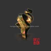 Sculpture, stone carving, stone sculpture,handicraft(snake)